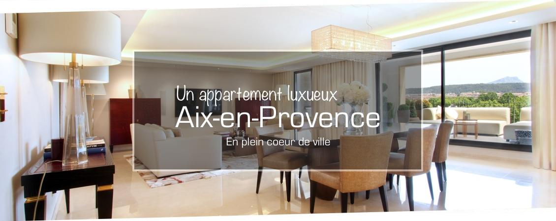 Decoration Interieur D In Appartement De Luxe A Aix En Provence Au