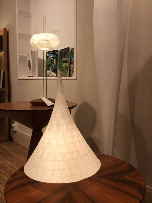 Luminaire design Aix en Provence Lampe Céline Wright Secto