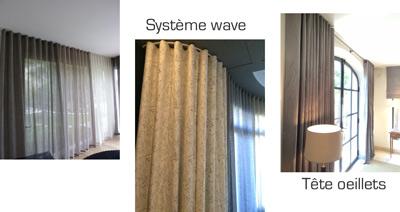 Rideaux sur mesure aix en provence voilage rideau design - Rideaux sur mesure occultant ...